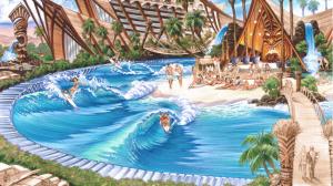 Phil Roberts Wave Park Concept