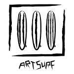 Art Surf Logo Black For Web