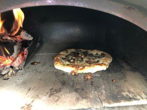 sourdough crust pizza